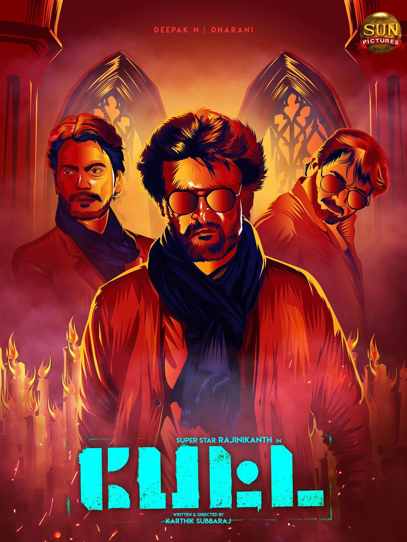 Petta (2019) in hindi Pre DVDRip x264 AC3 MKV …  :: Movie
