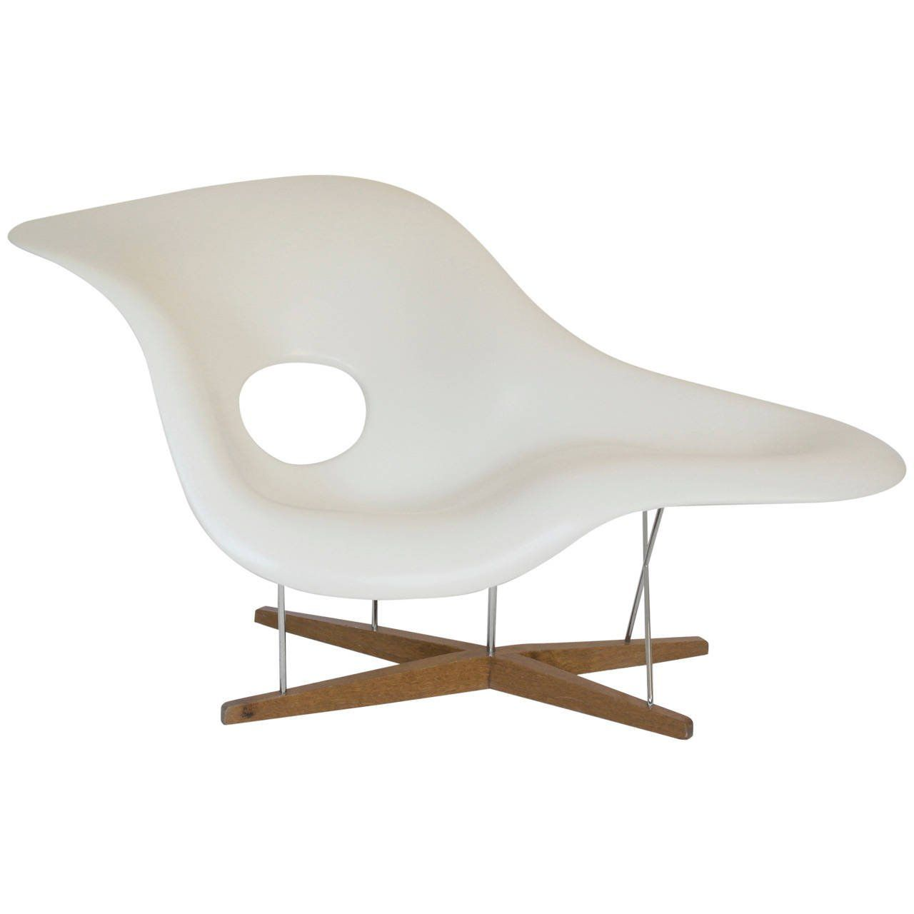 vitra edition la chaise by charles and ray eames flats
