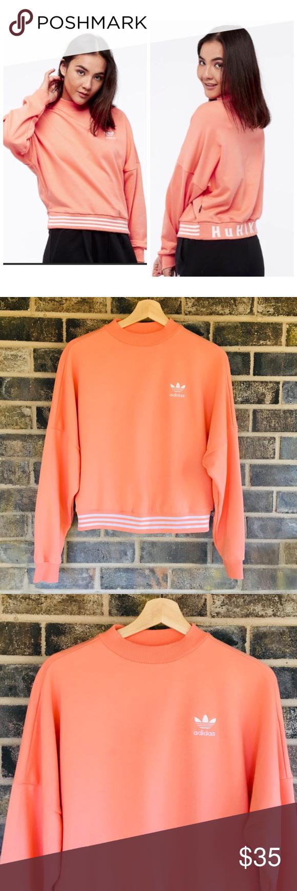 Adidas Pharrell Williams Hu Hiking Sweatshirt Xs Sweatshirts Adidas Pharrell Williams Pharrell Williams [ 1740 x 580 Pixel ]