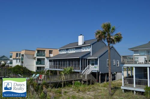 Conch Out Garden City Beach Rental Bedrooms 6 Baths 4 Full