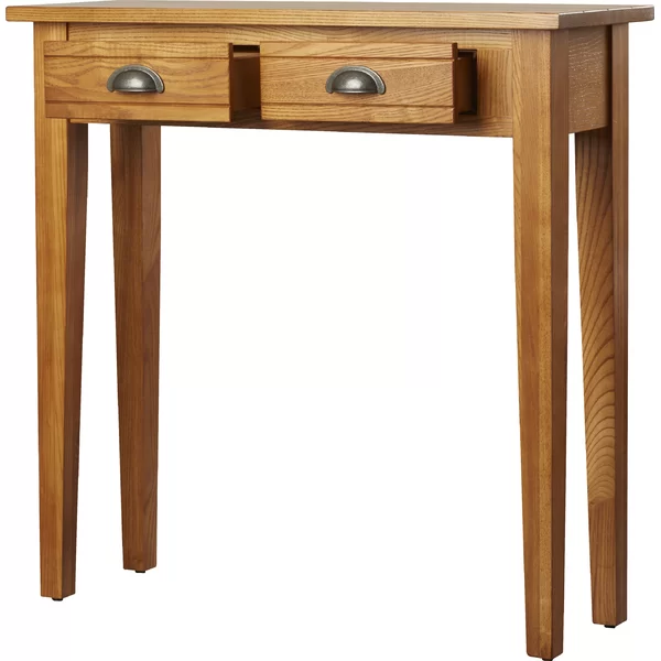 Wilfredo 2 Drawer Console Table Console table