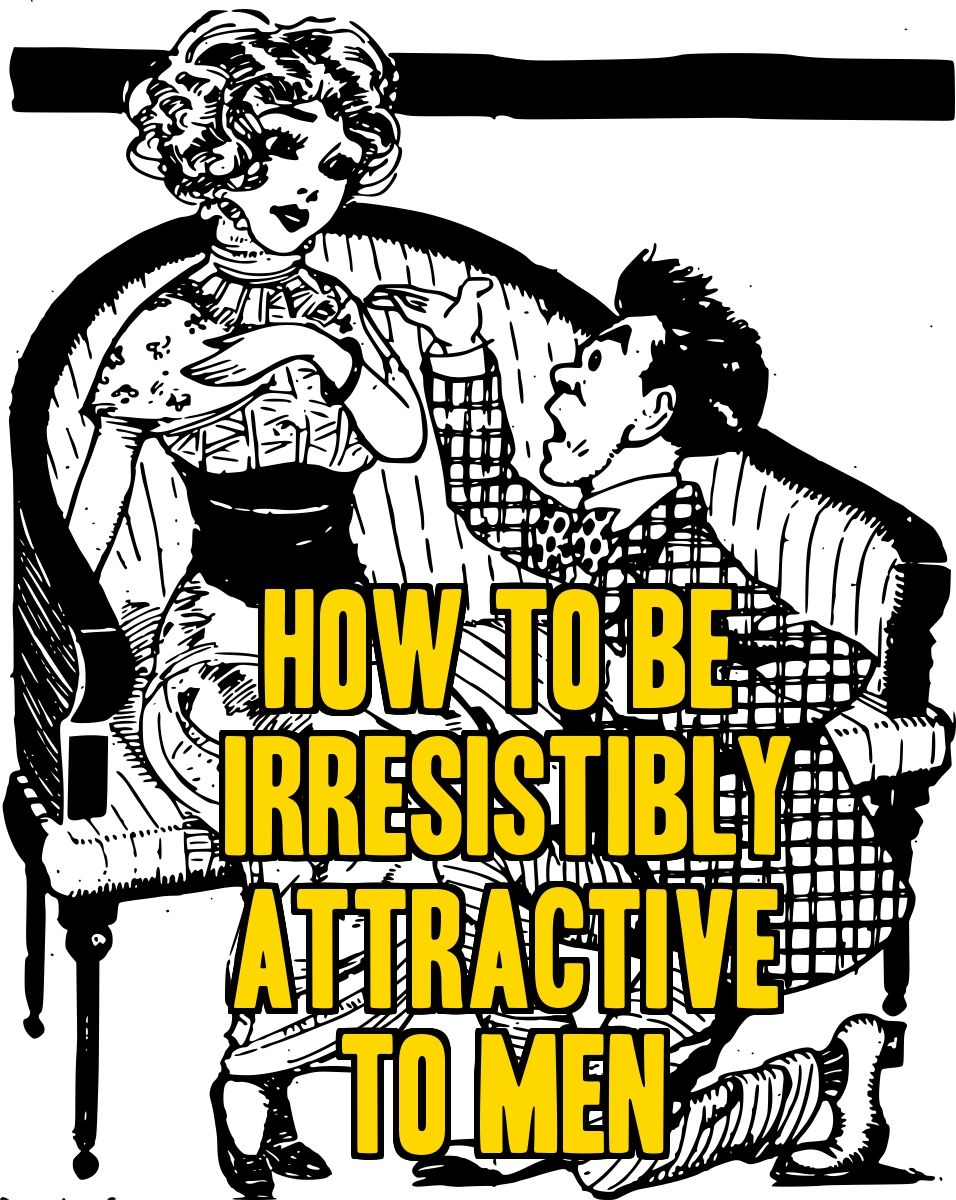 How to Be Irresistibly Attractive to Men --- The competition in the dating scene is getting harder as many single women are out there looking for their dream guy but things will be easier if you know how to be irresistibly attractive to men. Knowing what men want and knowing how to attract men will give you an edge in winning the man of your dreams. #love #dating #magnetizemen