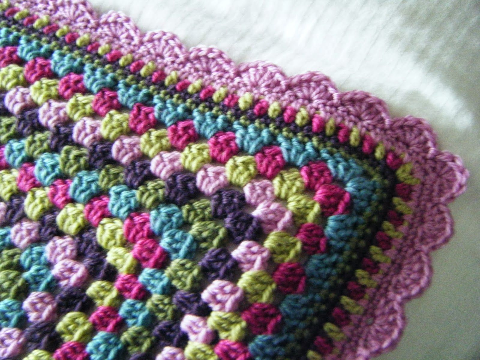 Pin By Tracy On Crochet Blankets Granny Square Crochet Pattern