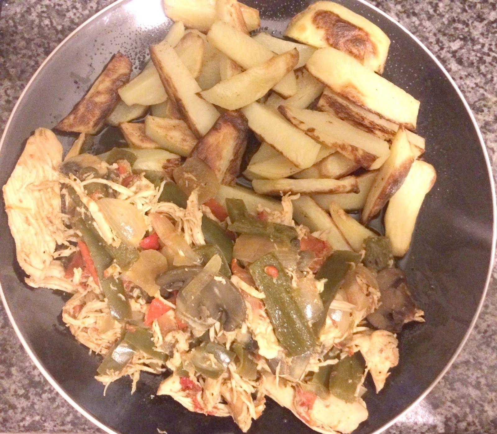 Slimming World Slow Cooker Chicken Fajitas Recipe Slow Cooker Chicken Slow Cooker Chicken