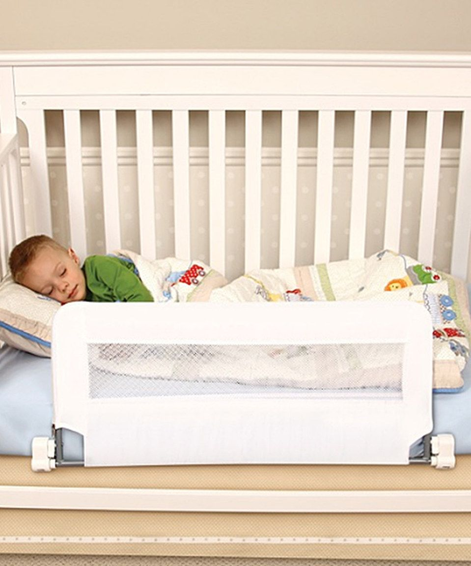 Look at this #zulilyfind! Regalo White Convertible Crib ...