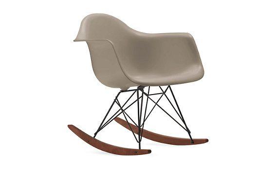 Wondrous Eames Molded Plastic Rocker Rar Bedroom Eames Eames Inzonedesignstudio Interior Chair Design Inzonedesignstudiocom