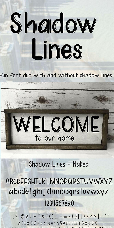 Download Free font - Free Cricut Font - Free Cameo Font | Free ...