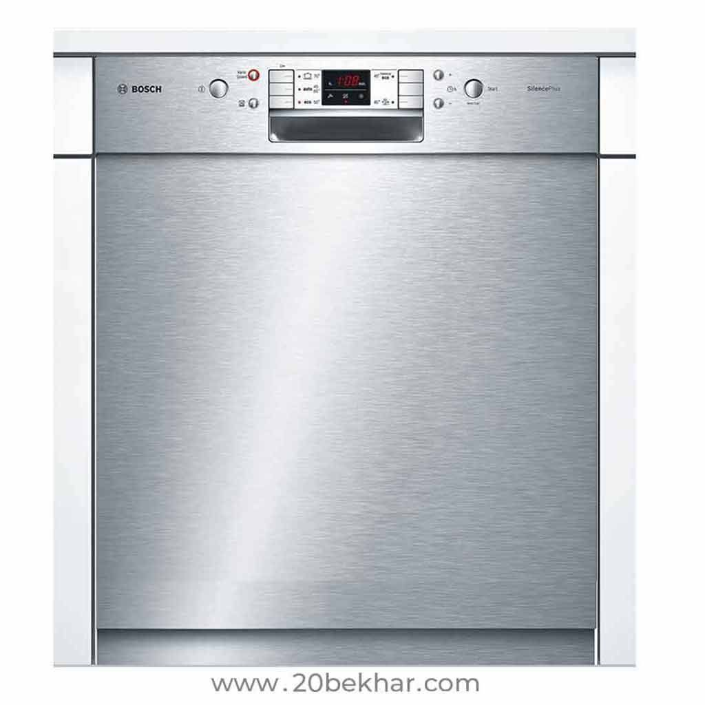 Bosch Built In Dishwasher 13 Place Series 6 Smu53m15 Built In Dishwasher Dishwasher Bosch