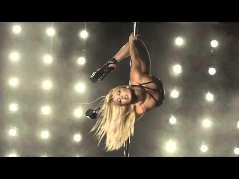O Melhor Pole Dancer do mundo - Loira da Ucrânia da um verdadeiro ...