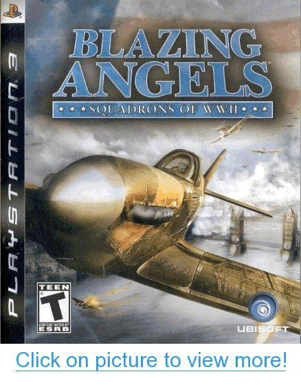 Blazing Angels Playstation 3 With Images Latest Video Games