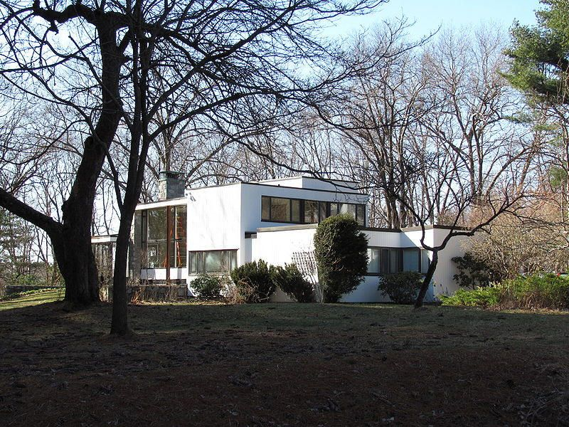 1939 The Marcel Breuer House I 5 Woods End Road Lincoln Ma