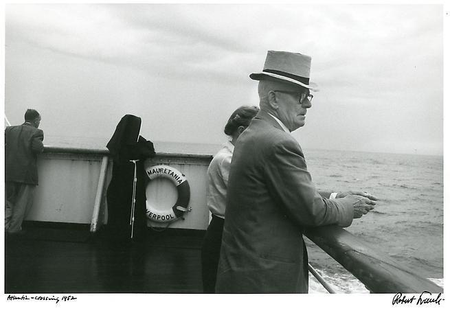 Atlantic Crossing; Robert Frank, 1952