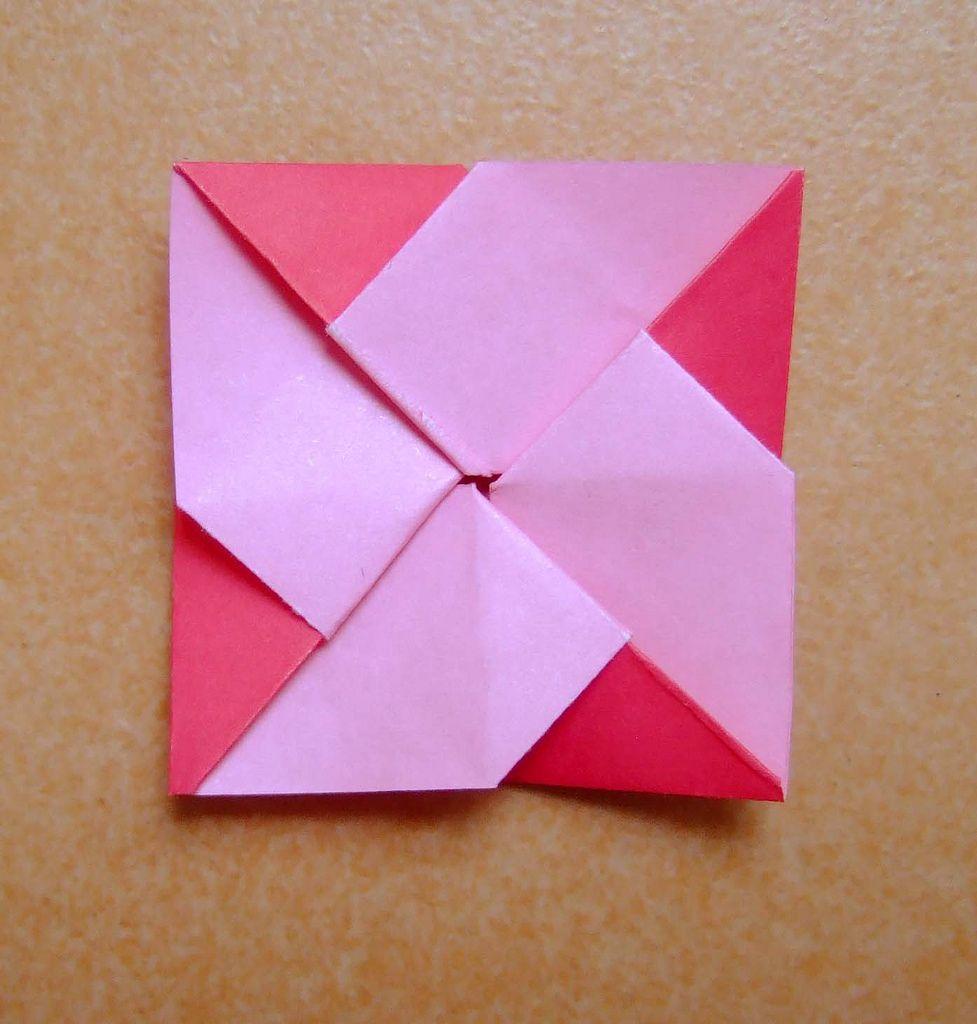 Origami Cube | 1024x977