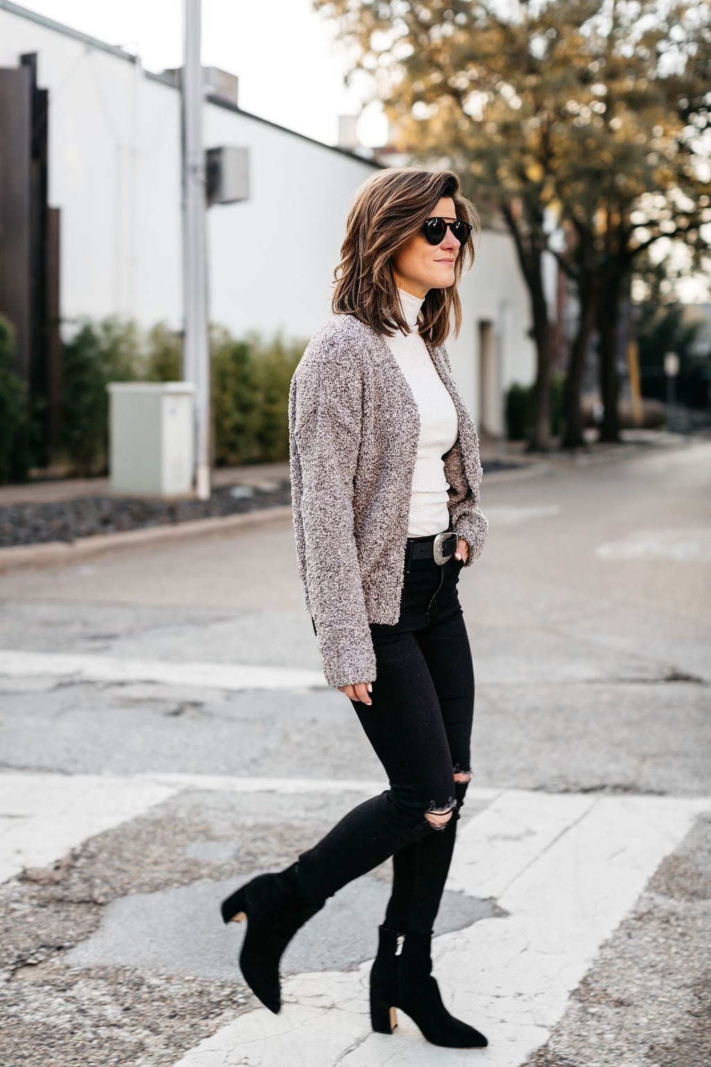 How To Style A Quick Winter Date Night Look Brightontheday Winter Outfits Night Out Outfit Winter Date Night Outfits [ 1536 x 1024 Pixel ]
