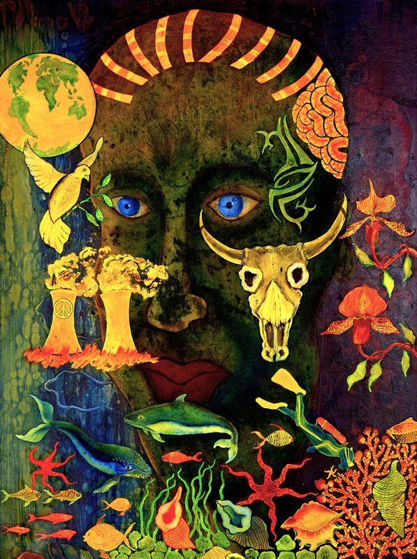 Bombolo, Erinnerungen, Öl auf Leinwand, 130 x 97 cm, 2008, 6.000 €