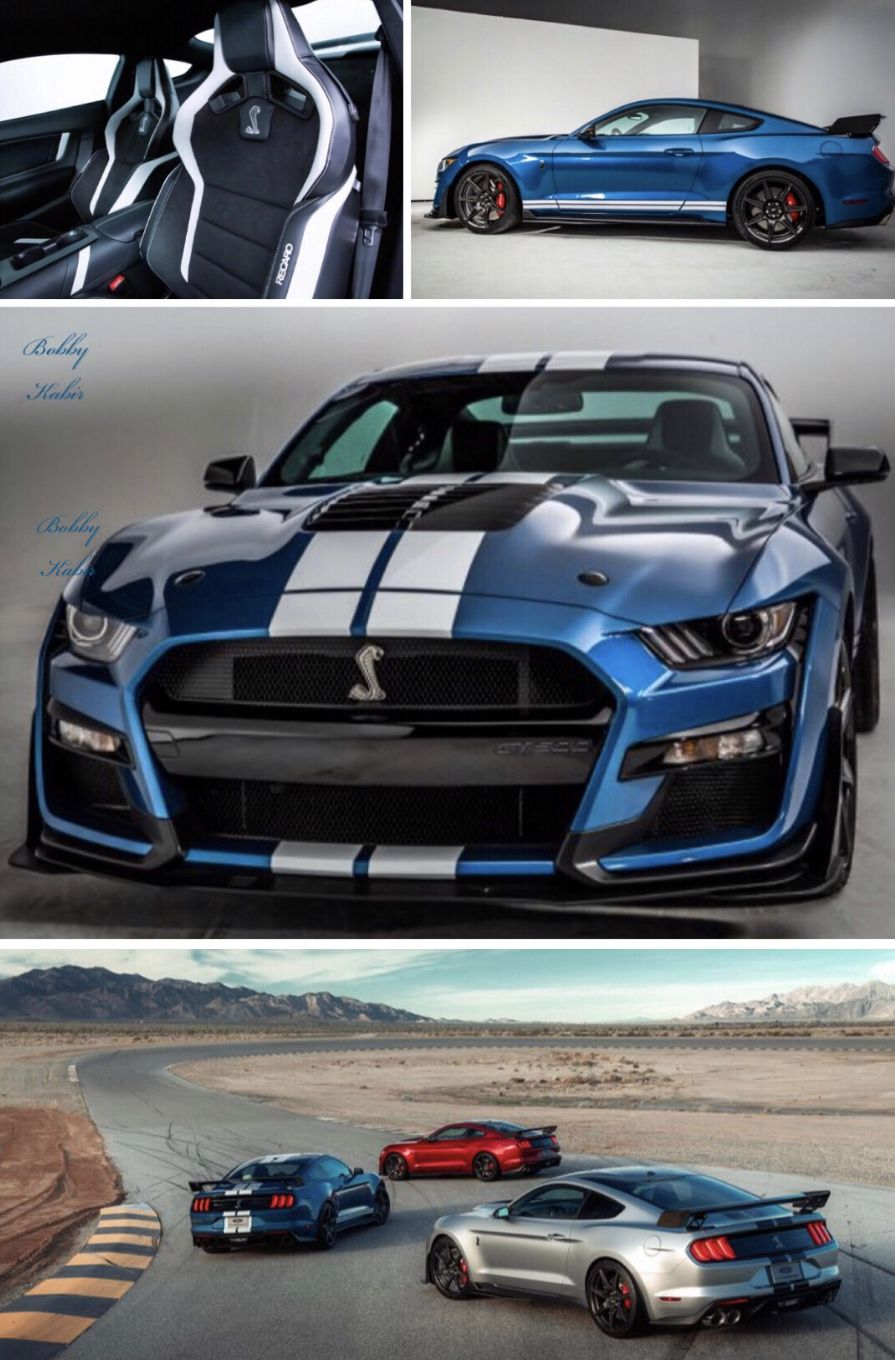 2020 Shelby Mustang Gt500 700hp 5 2l V8 Usa 2020 Ford
