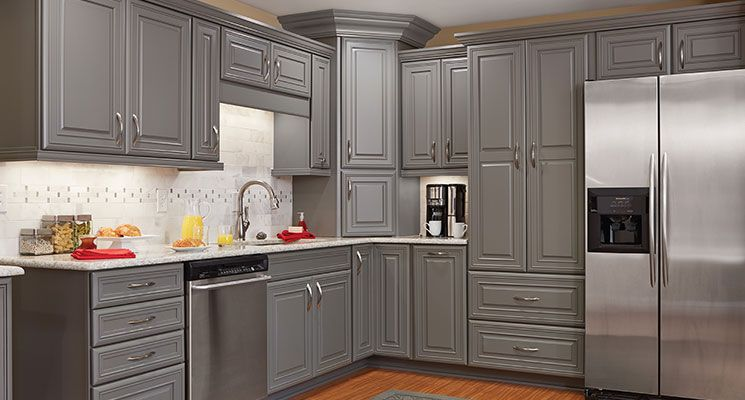 Kitchen Cabinets Kitchen Cabinetry Mid Continent