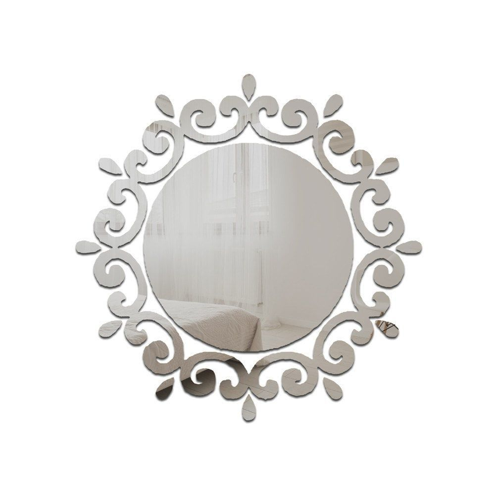 Mirror Removal Wall Sticker for Living Room Bathroom   Wall sticker ...