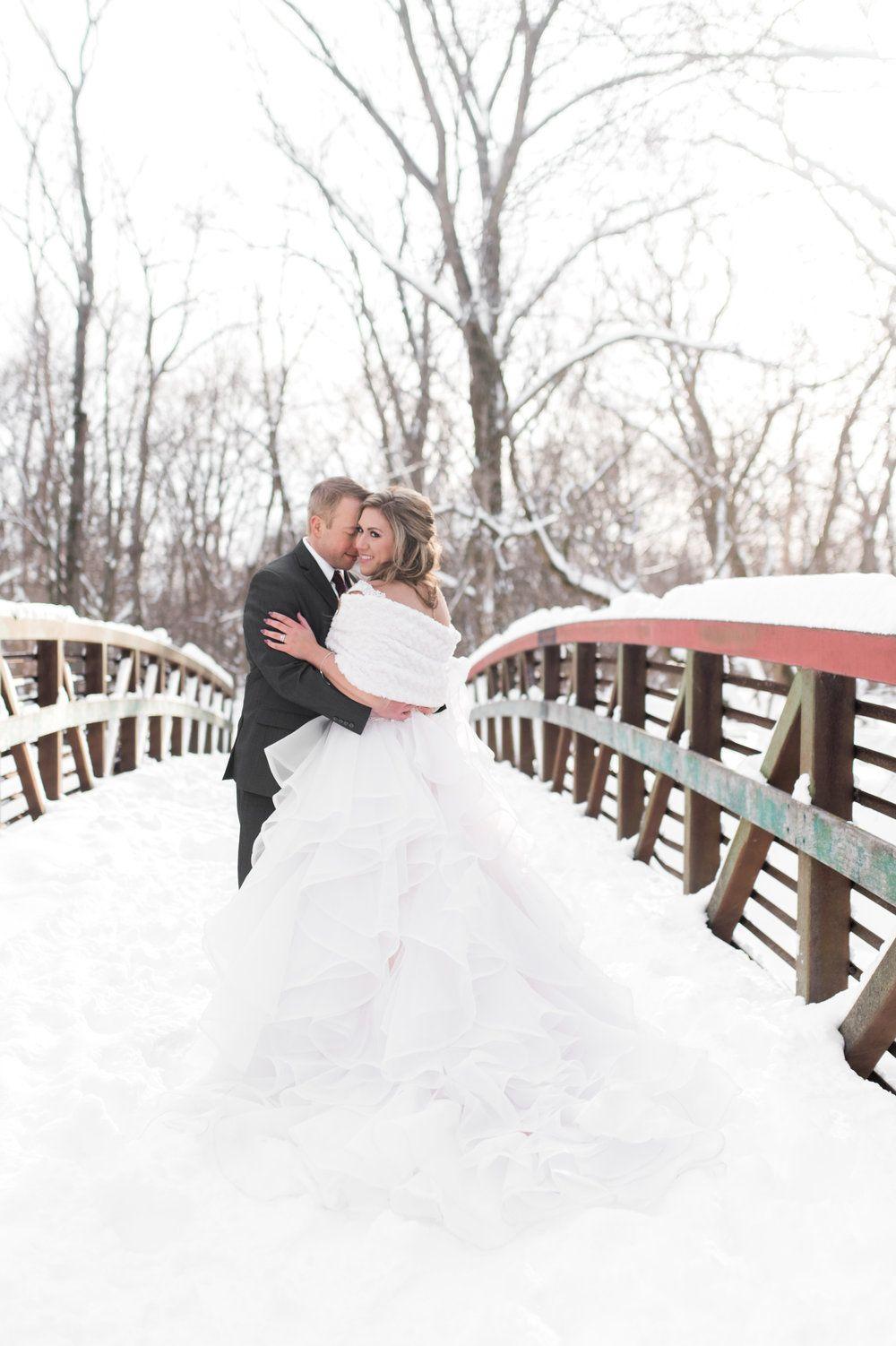 Winter Wedding at the Adler Planetarium in Chicago, IL ...