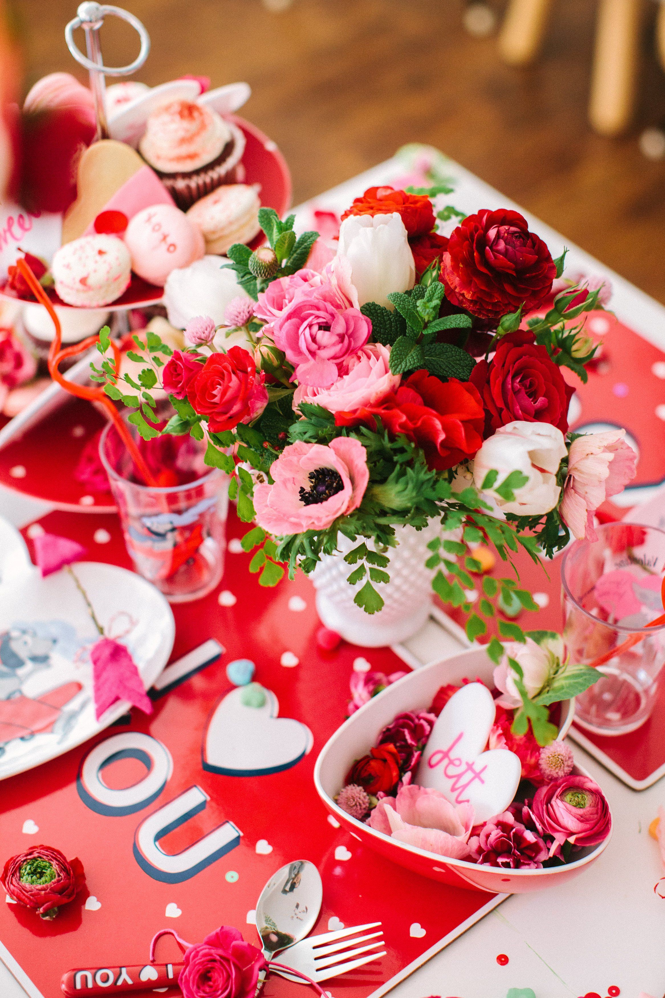 Valentine S Day Kids Party Ideas Be Our Valentine Pinterest