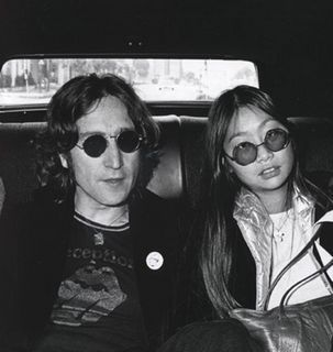 May Pang And John Lennon John Lennon Imagine John Lennon John Lennon Beatles
