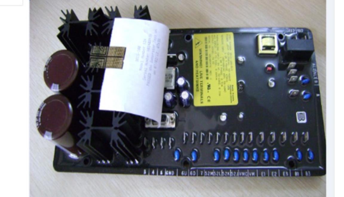 Decs 100 Basler Electric Voltage Regulator Digital Excitation Control System In 2020 Voltage Regulator Higher Power Control System
