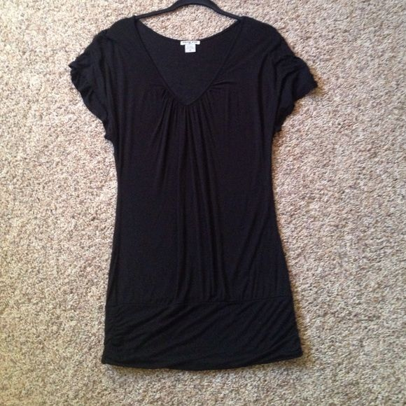 American Dream top American Dream top- long like a tunic or could be worn as a dress! In great condition! Size medium American dream Tops