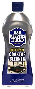 Amazon.com: Bar Keepers Friend Multipurpose Cooktop ...