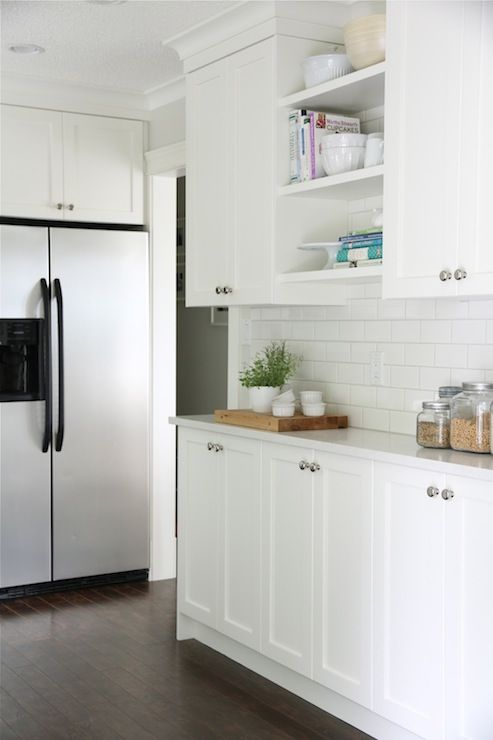 Our House Kitchens Benjamin Moore Cloud White Home Depot