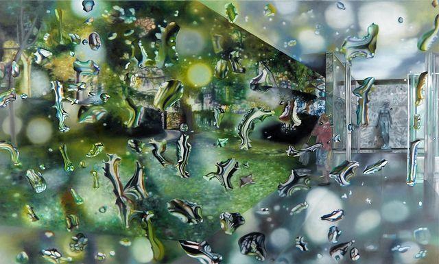 Karin Kneffel, 'Untitled,' 2014, Galeria Senda