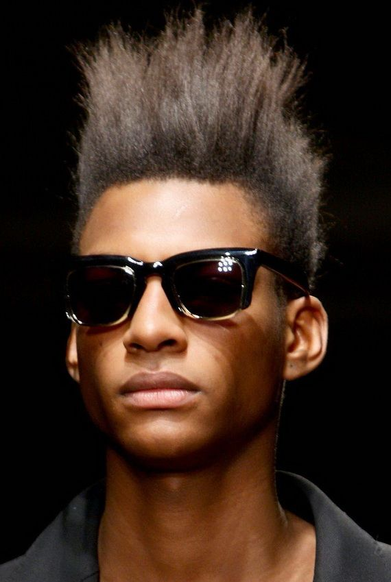 African American Men Hairstyles cool hairstyles for african american men Cool Hairstyles For African American Men