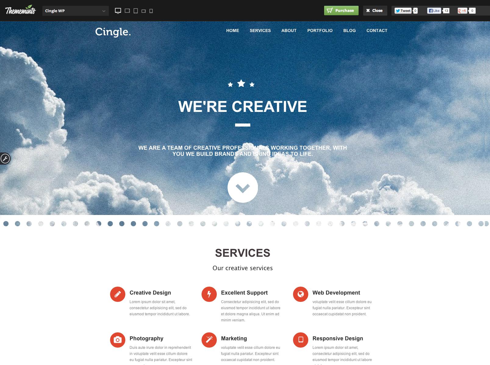 Website Homepage Layout Web Design Modern Web Layout Design Photography Marketing Layout Design Inspiration