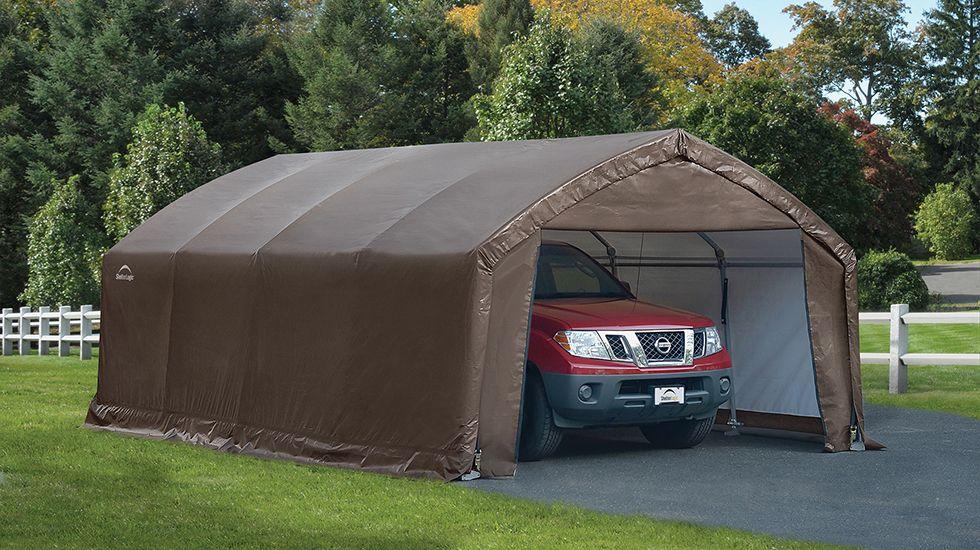 Carport vs. Garage What Should You Choose? Portable