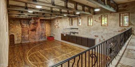 trendy home gym luxury climbing wall ideas  extravagant