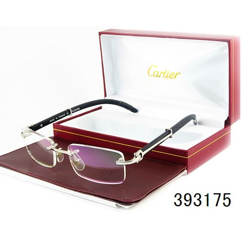 d3066f0001c Cartier Glasses Men