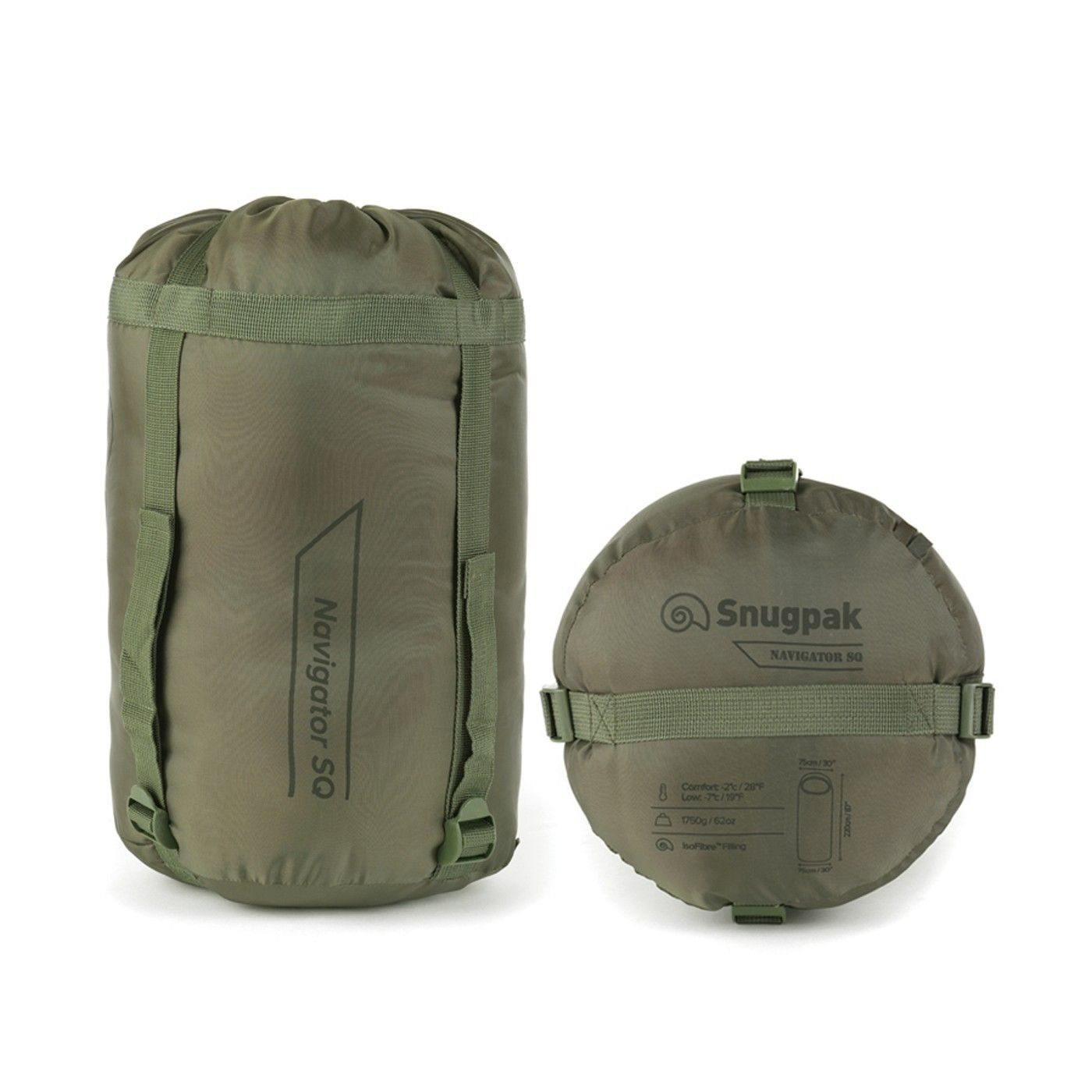 Snugpak Basecamp Nautilus SQ Sleeping Bag