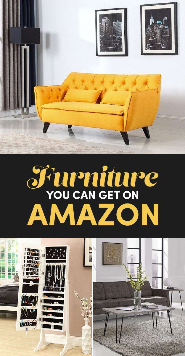 33 Amazing Pieces Of Furniture You Can Get On Amazon Furniture Home Decor Country Furniture