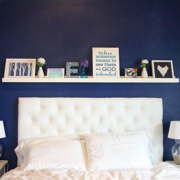 Wohnideen Schlafzimmer Diy bilderleisten sind eine große hilfe bei der wohnungsdekoration 30