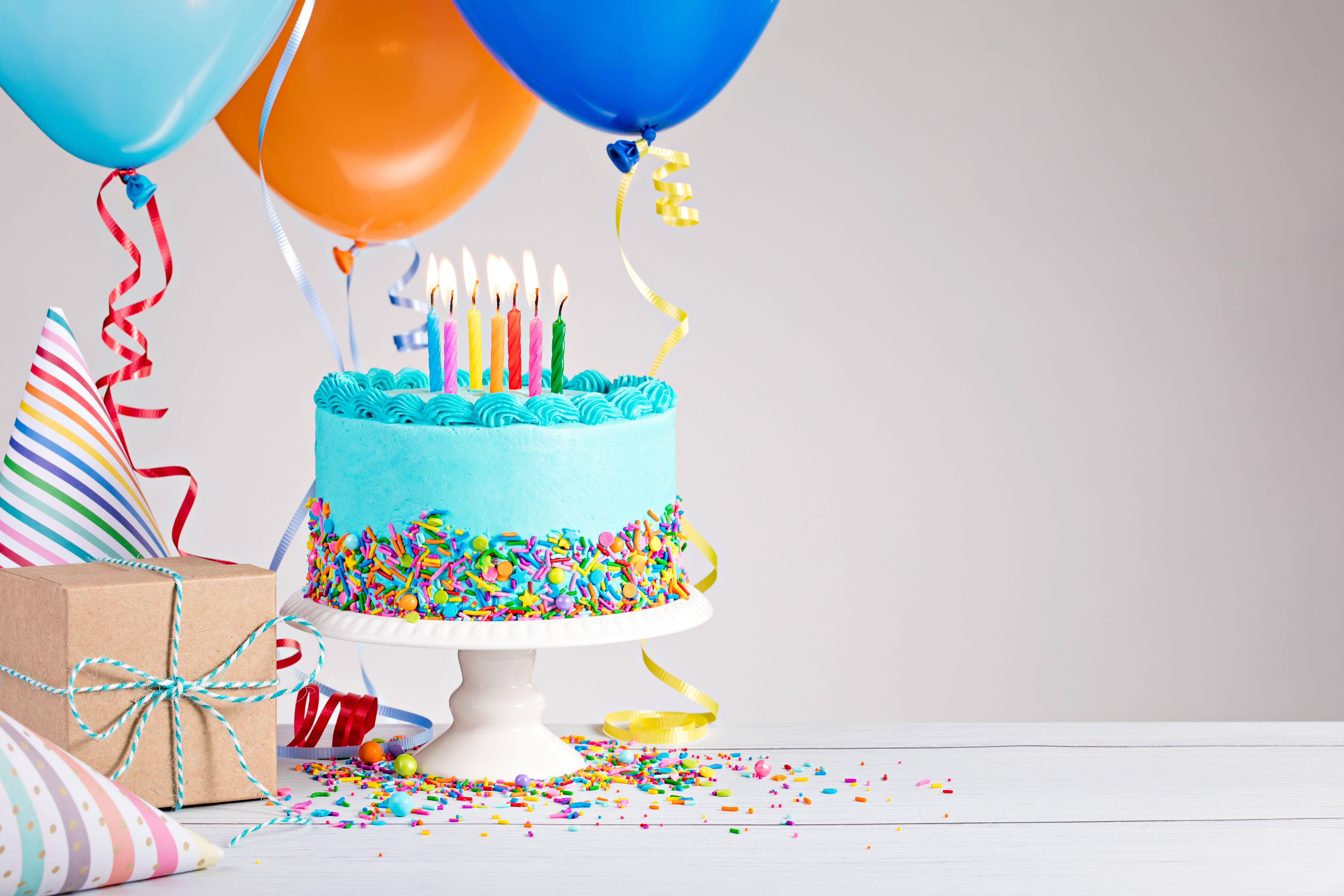 Картинки для презентации поздравление с днем рождения