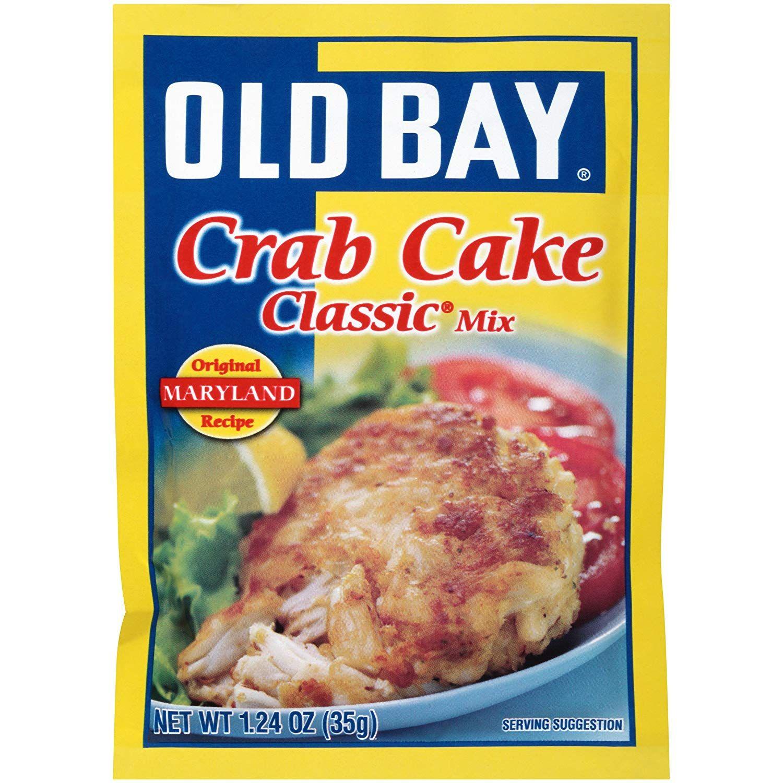 crab cake mix old bay