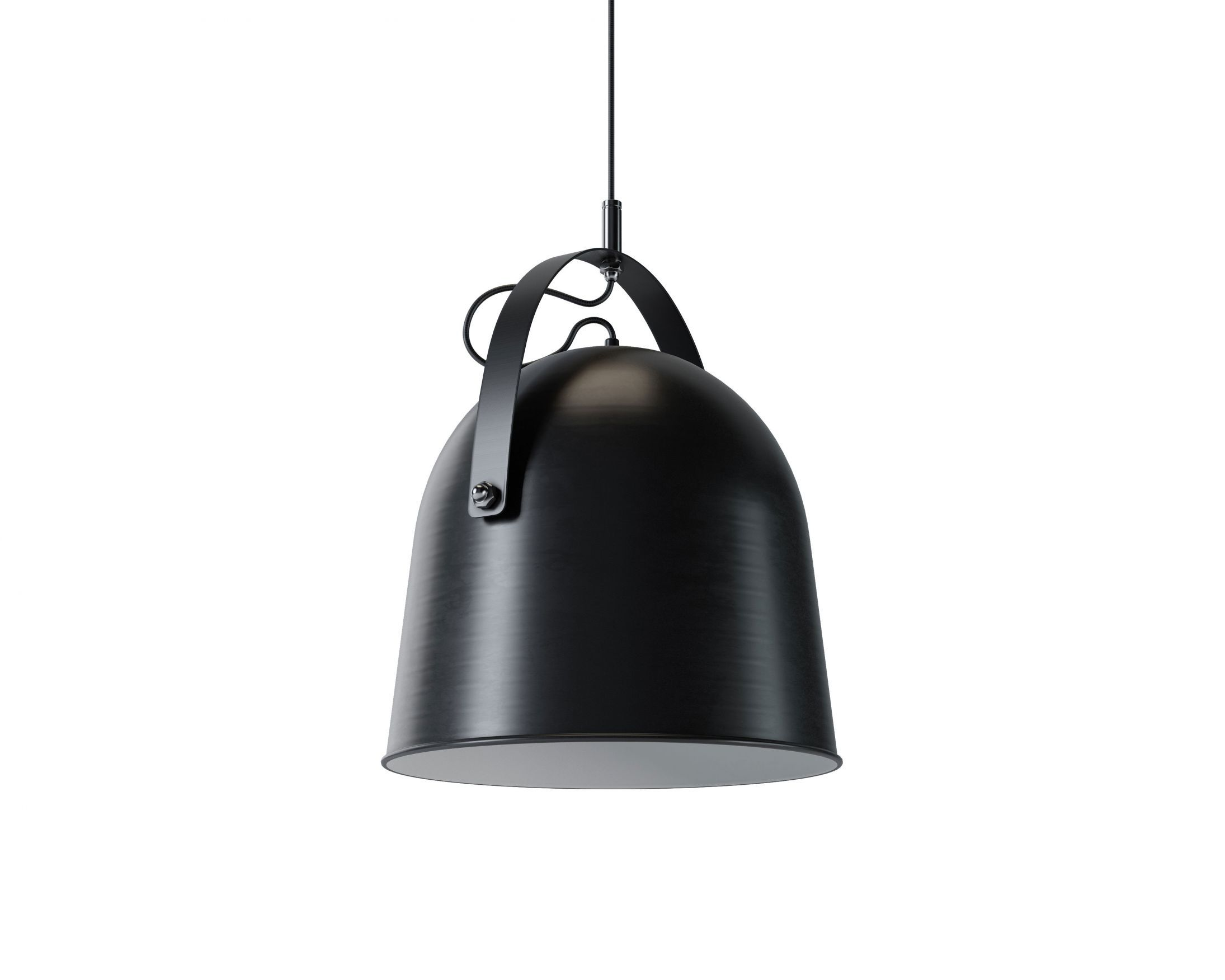 Wesley Pendant - Black | Rove Concepts Sandro Mid-Century Furniture ...