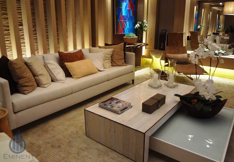 Design your living room with us which shows your status and lifestyle to everyone