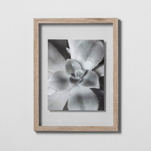 8 X 10 Thin Gallery Float Frame Natural Made By Design In 2020 Made By Design Gallery Wall Frames Picture Frames