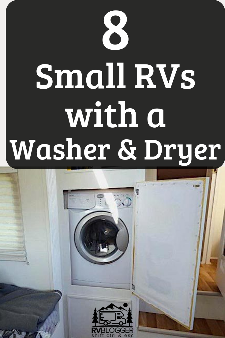 Portable Washer And Dryer For Rv