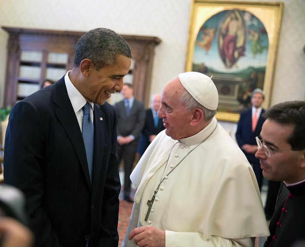 Worth a read: @POTUS on @Pontifex's encyclical urging action on climate change → http://go.wh.gov/Encyclical #LaudatoSi