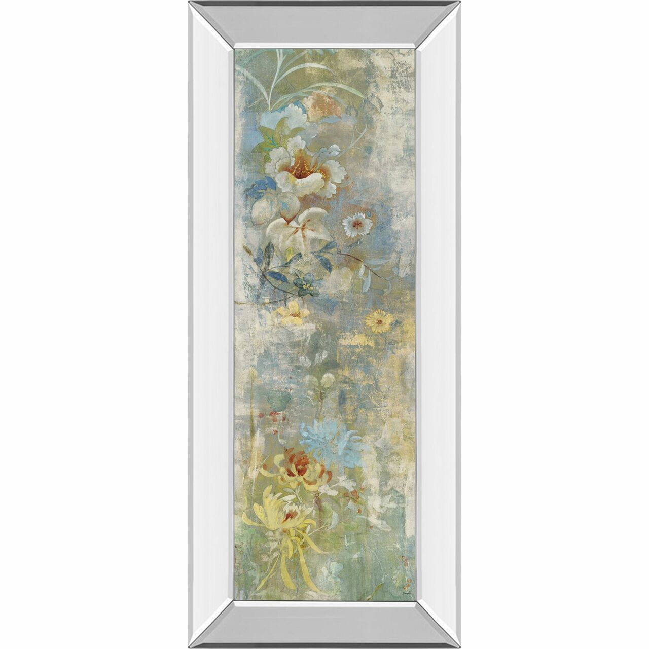 Adorn your walls with this amazing wall decoration that will surely stand-out in any living space. This gorgeous decoration is elegantly framed for your living room or family room. Each piece is meticulously crafted for long-lasting durability and beauty. Features: Artistic piece and wall decorationGarden Haiku l framed wall art by Douglas Made in the USA Scratch resistant MDF Ready to hang with all the hardware pre-attachedRecommended for indoor use Dimensions: 42