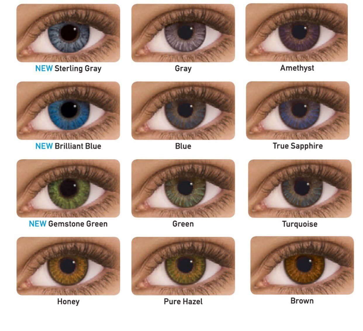 These Beautiful Color Contacts Fresh Looks Blend Well With Your Eye Color These Are Very Contact Lenses Colored Coloured Contact Lenses Green Contacts Lenses