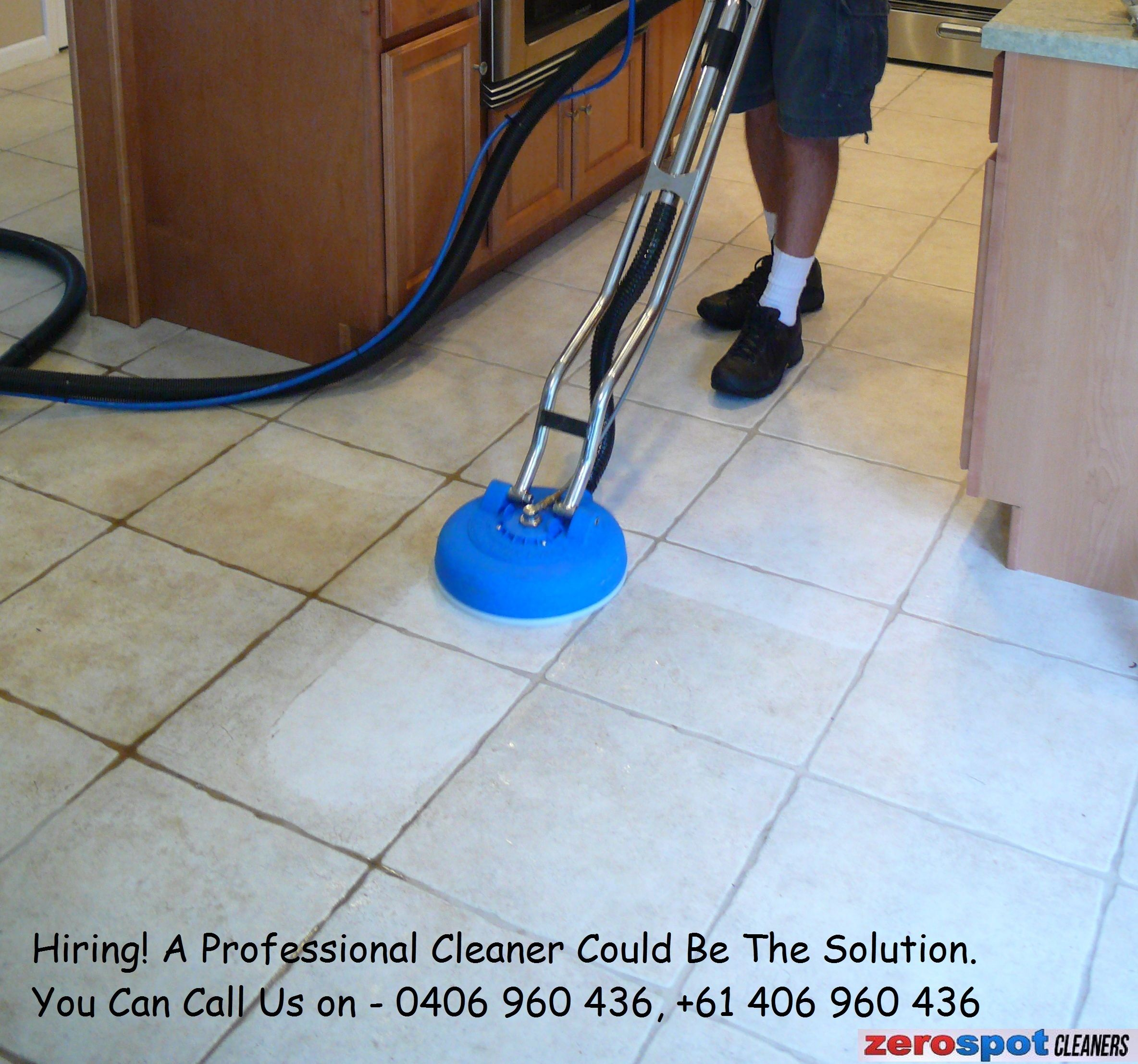 Tensed About The Dirt On Floor Hire Our Professional Tile Grout Cleaners And Save Time