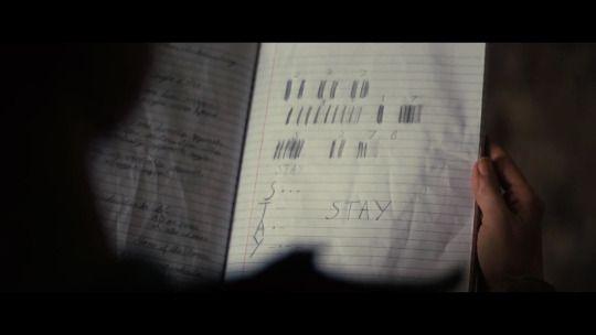 I'm not afraid of death. I'm afraid of time. Interstellar (2014)