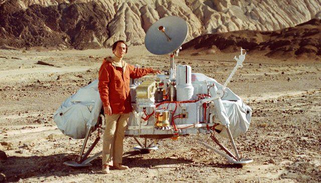 'Cosmos 2': la odisea astron�mica de Carl Sagan continuar�